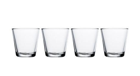 Iittala Kartio Glass 21cl klar 4stk