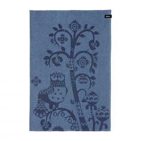 Iittala Taika kjøkkenhåndkle 47x70cm blå