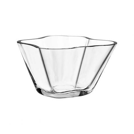 Iittala Aalto Bowl Clear 75 mm