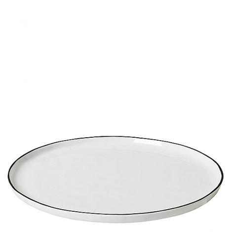 Broste Copenhagen Salt Plate Ø 28 cm