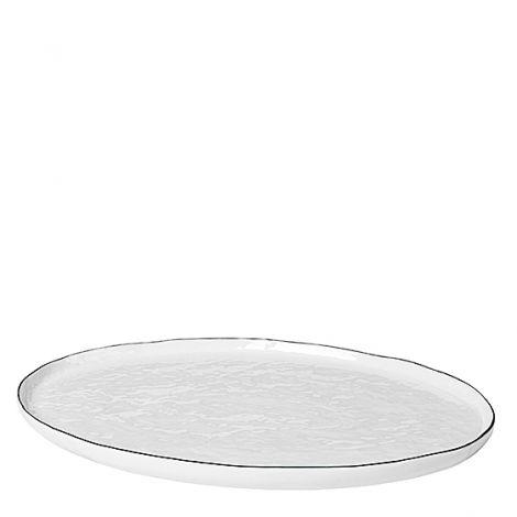 Broste Copenhagen Saltfett Oval L 38,5 cm