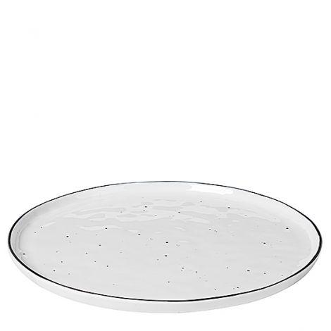Broste Copenhagen Salt m / prikker Plate Ø 28 cm