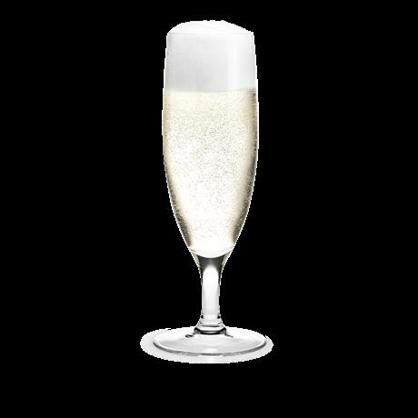 Holmegaard Arne Jacobsen Royal Champagne 25 cl 6 stk