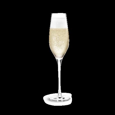 Holmegaard Cabernet Champagneglass 6stk