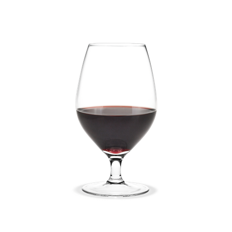 Holmegaard Arne Jacobsen Royal Red Wine Glass 39 cl 6 stk