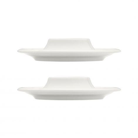 Iittala Raami eggeglass 12cm hvit 2-pk