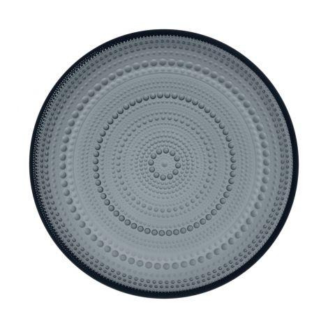 IIttala Kastehelmi tallerken 248mm mørk grå