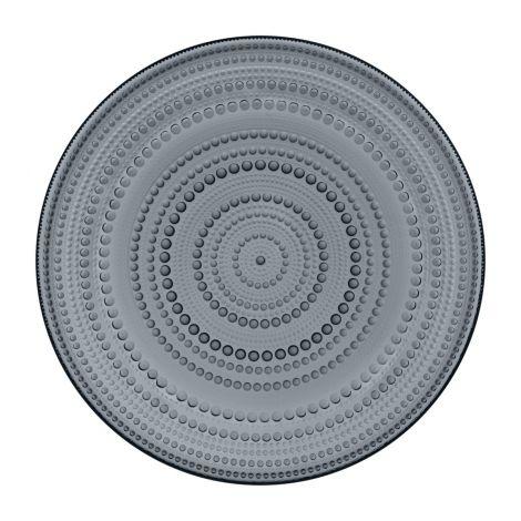 IIttala Kastehelmi tallerken 315mm mørk grå