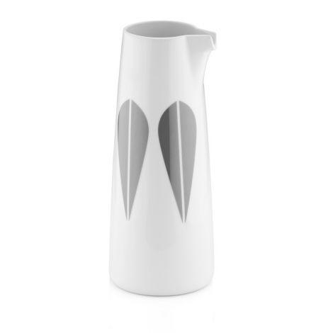 Lucie Kaas Lotus Mug Grey 1.1 L