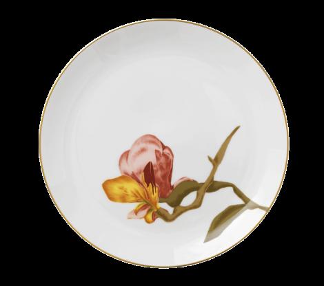 Royal Copenhagen Flora Plate Magnolia 27 cm