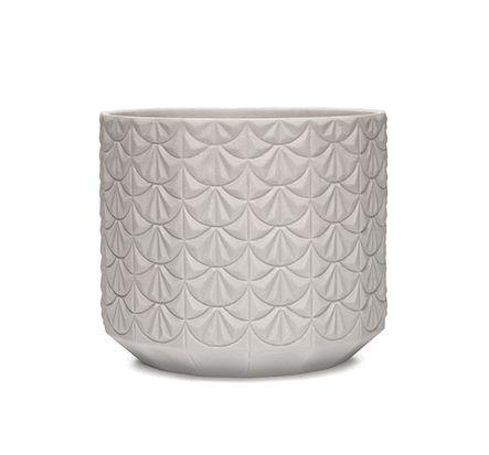 Myya Dew jar 14 * 16cm grå