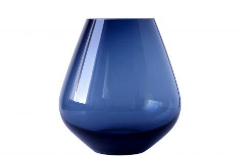 Magnor Rocks Blue telykt/vase 220mm. Levering mars -21.