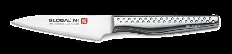 Global Ni GNFS-001 Grönsakskniv Stål 9 cm