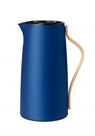 Stelton Emma termos - kaffe 1,2 l. - mørkeblå