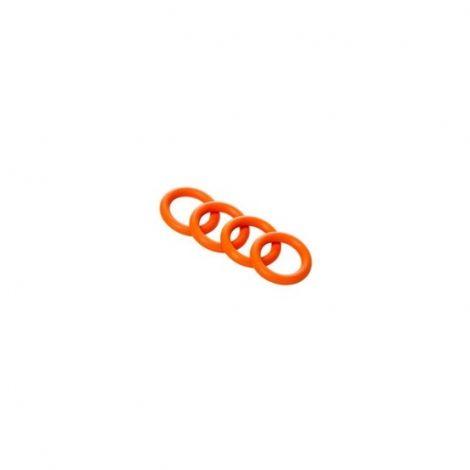 Fiskars O-ringer for hurtigkoblinger, 4 stk