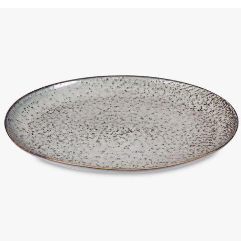 Broste Copenhagen Nordic Sea Fat Oval L 35,5 cm