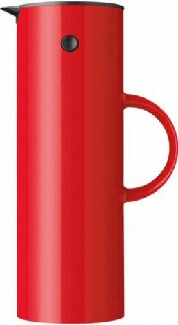 Stelton EM77 Thermos 1l rød