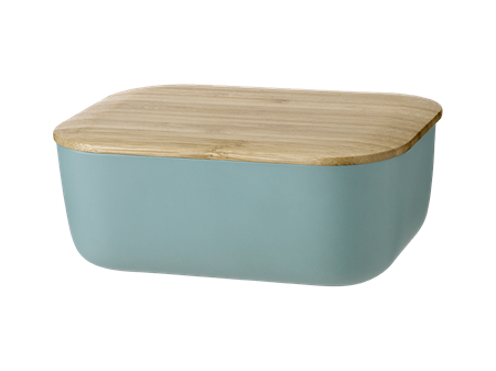 Rig-Tig BOX-IT smørboks - støvgrønt