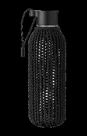 Rig-Tig CATCH-IT drikkeflaske, 0,6 l - black
