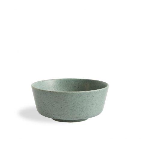 Kähler Ombria Skål Granitt Grønn 12,5 cm