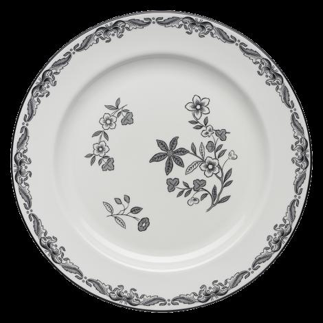 Rørstrand Ostindia Black Plate 27 cm