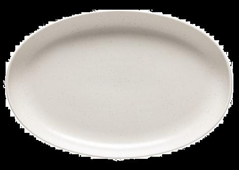 Costa Nova Pacifica Serveringsfat Oval Vanilla - 41 cm