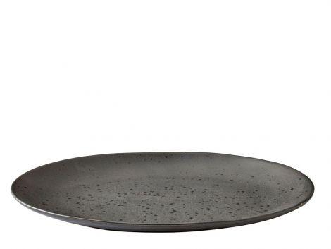 Bitz Grill Plate Svart