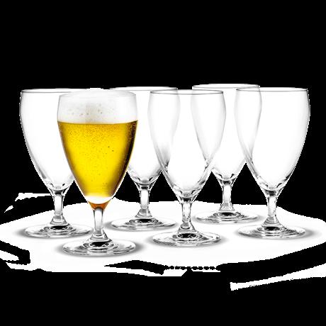 Holmegaard Perfection Beer 44cl 6stk (33cl.)