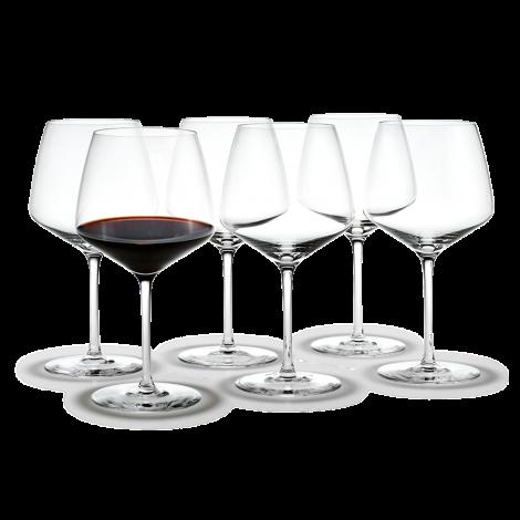 Holmegaard Perfection Rødvin 90cl 6stk