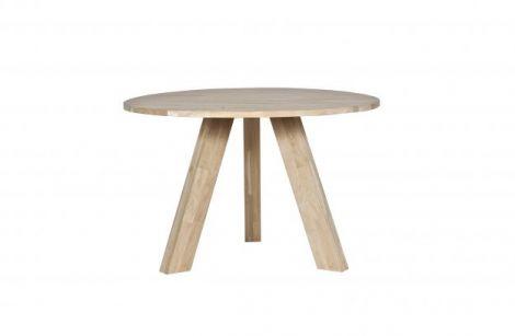 WOOOD Rhonda spisebord ø129 eik untr [fsc]