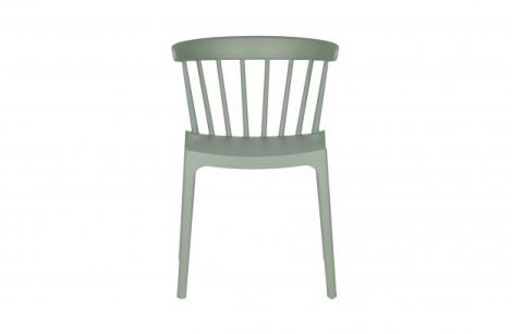 WOOOD Bliss bars stol plast jade grønn 2 stk