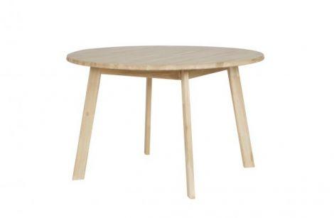 WOOOD Disc spisebord eik ubehandlet 120 cm