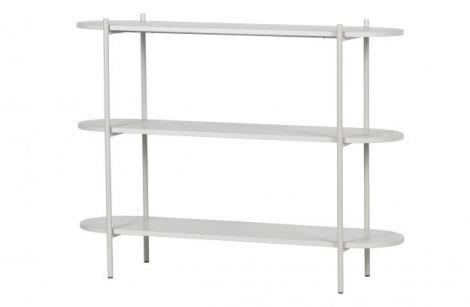 BePureHome Tender rack tre / metall tåke