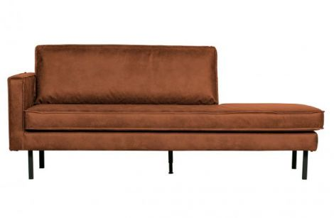BePureHome Rodeo Daybed Skinn Cognac