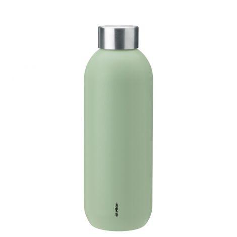 Stelton Keep Cool Drikkeflaske Grønn 0,6L