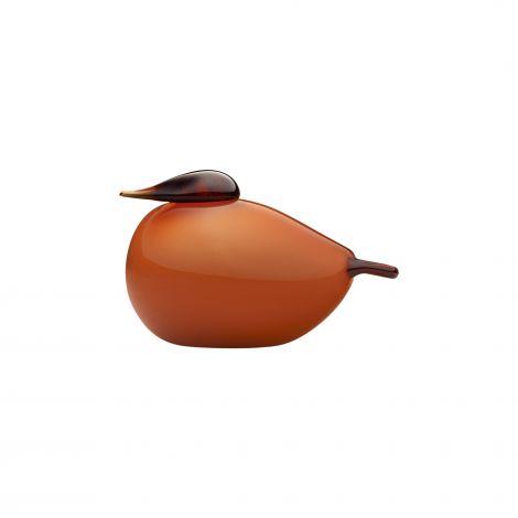 Iittala Birds By Toikka Puffball 140x90mm sevilla orange