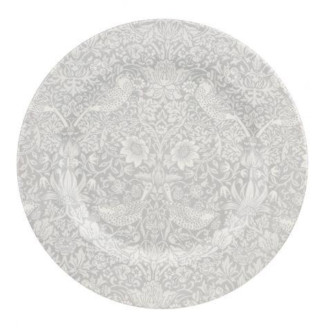 Pure Morris Strawberry Thief Plates 28 cm
