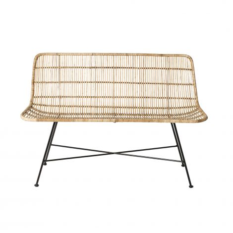 Bloomingville Dom Sofa Natural Rattan