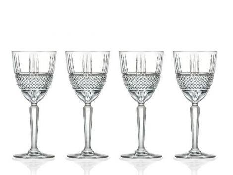 Lyngby Glass Rødvin Brilliant 29cl 4 stk.