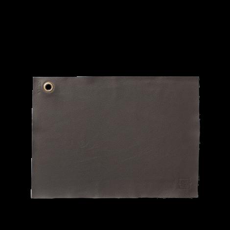 Juna Rå Dekkebrikker mørk brun 50x35 cm