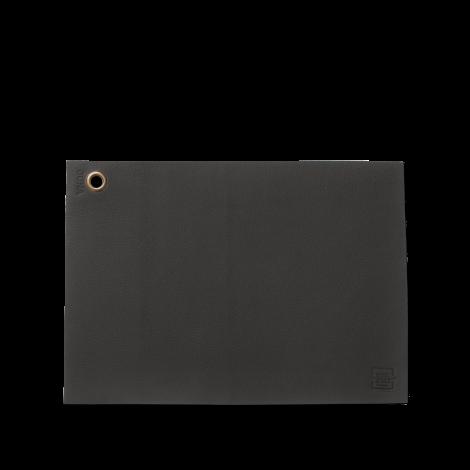 Juna Rå Dekkebrikker mørk sort 50x35 cm