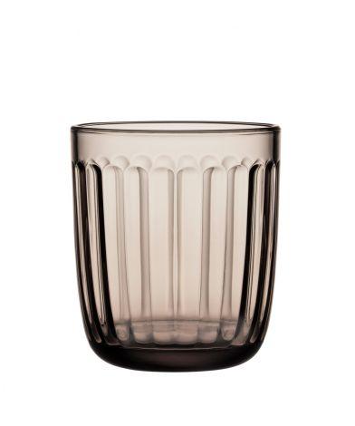 Iittala Rammeglass 26cl lin 2stk