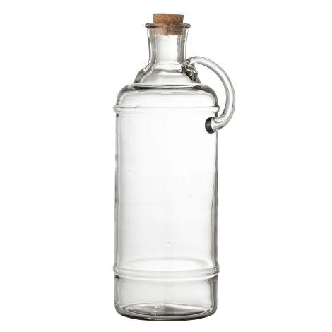 Bloomingville Flaske m/ kork Glass 5,5 L