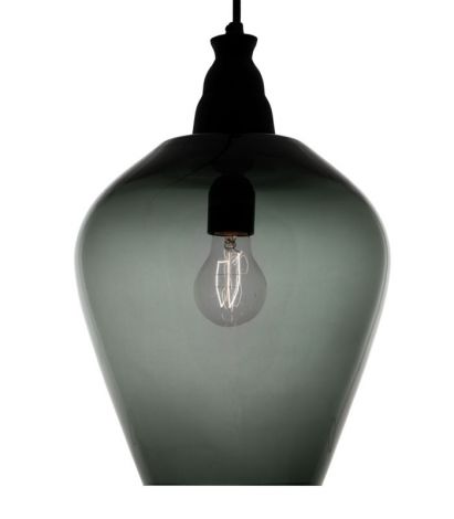 Magnor Rocks lampe koks 280 mm. Levering juni -21.