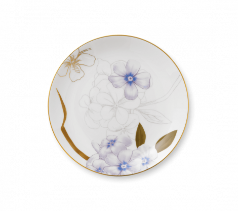 Royal Copenhagen Flora Plate Rhododendron 22 cm