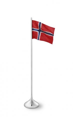 Rosendahl Norsk Bordflagg 35 cm