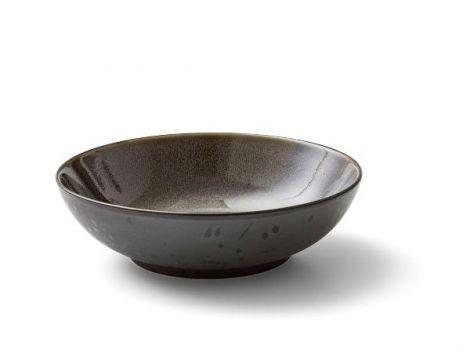 Bitz Salatskål dia.24cm svart/grå