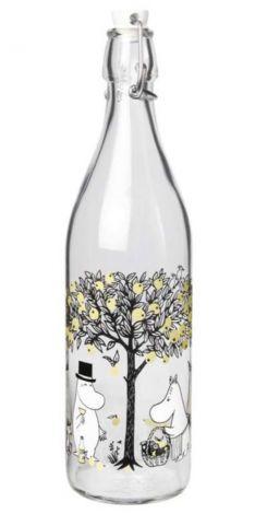 Mummi Glassflaske – Apples (1,0 L)