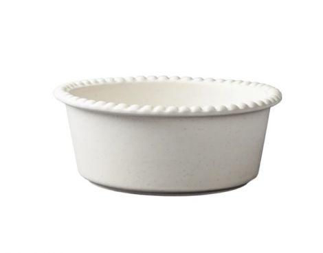 PotteryJo Daria Steintøy Bolle 23 cm Hvit