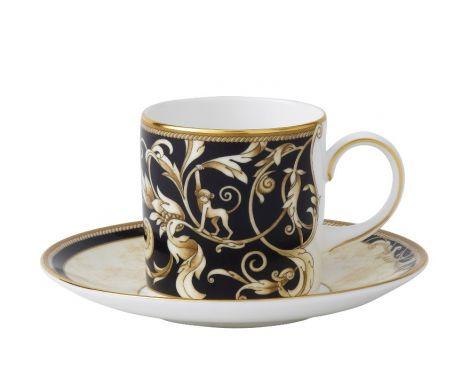Wedgwood Cornucopia Coffee Cup & Saucer